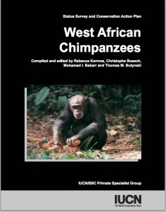 West African Chimps