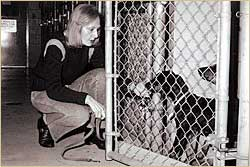 Elisabeth Lewyt (North Shore Animal League photo)