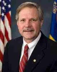 North Dakota U.S. Senator John Hoeven.