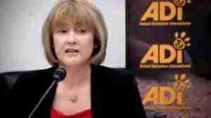 Animal Defenders International president Jan Creamer.  (ADI photo)