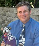 Dallas SPCA president James Bias. (Dallas SPCA photo)