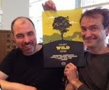 Director David Bond and Producer Ashley Jones of the film PROJECT WILD THING