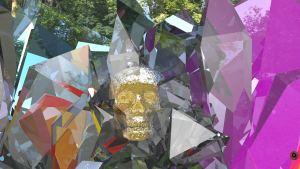 Animated Visions | Crystal Skull