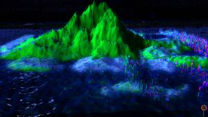Animated Visions Production | Green mountain
