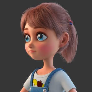 Animated Visions Production character2