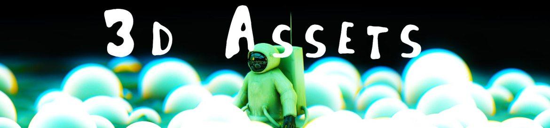 3d assets