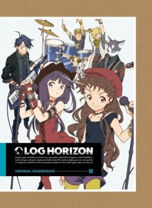 Log Horizon OST2