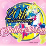 Sailor Moon 20th Logo