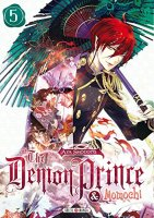 The demon prince and Momochi 02