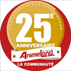 Badge 25 ans