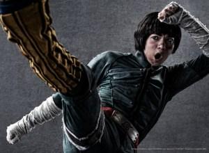 Yūgo Satō as Rock Lee