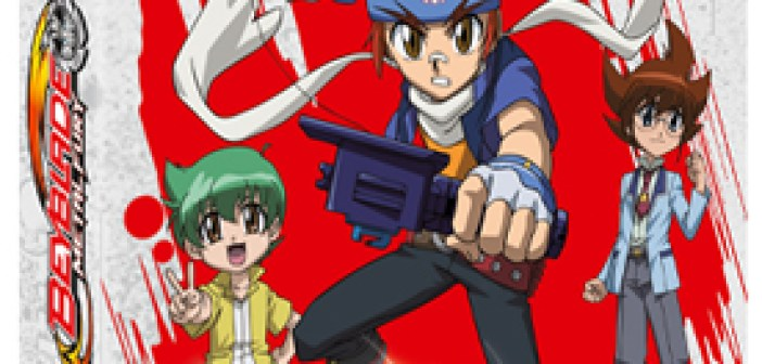 Beyblade Metal Fury • Coffret 1