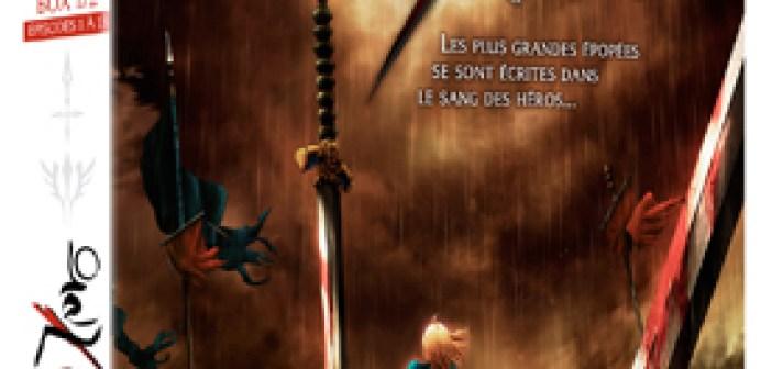 Fate / Zero • Intégrale Saison 1 (Blu-ray + DVD)