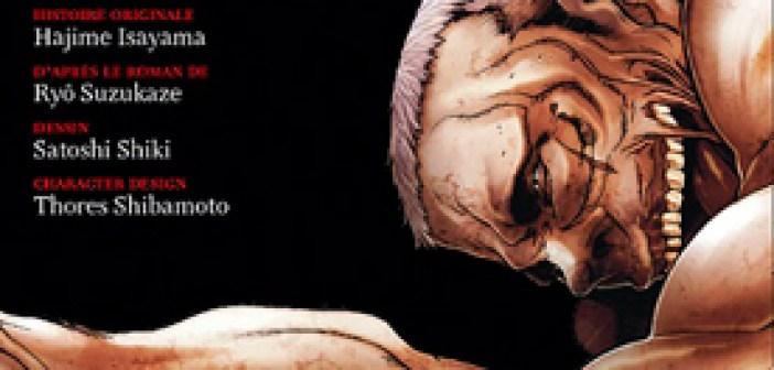 Attaque des Titans (l') - Before the Fall • Vol.1