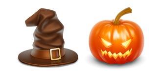 hi quality halloween_icons