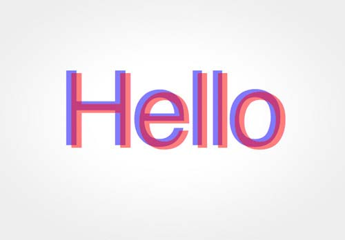 create-a-cool-anaglyphic-text-effect-with-css