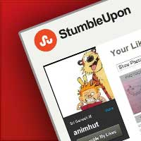 Stumbleupon Redesigned and Download 2012 stumbleupon icon