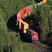Picture of the day #9 Longest Train by Canadian Pacific