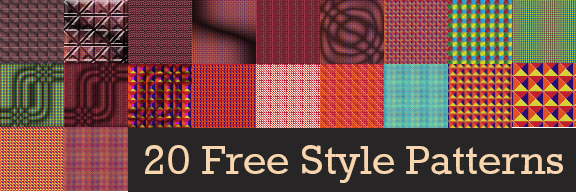 20 Freestyle Photoshop Patterns for Beginners