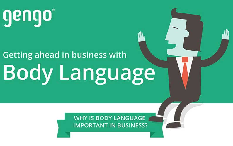 Why Body Languages are Vital for Business [Infographic]