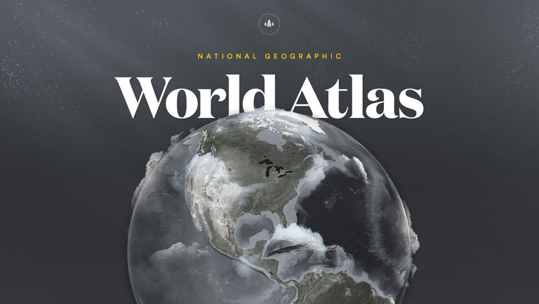 Download National Geographic Atlas iOS App – Newly Upgraded