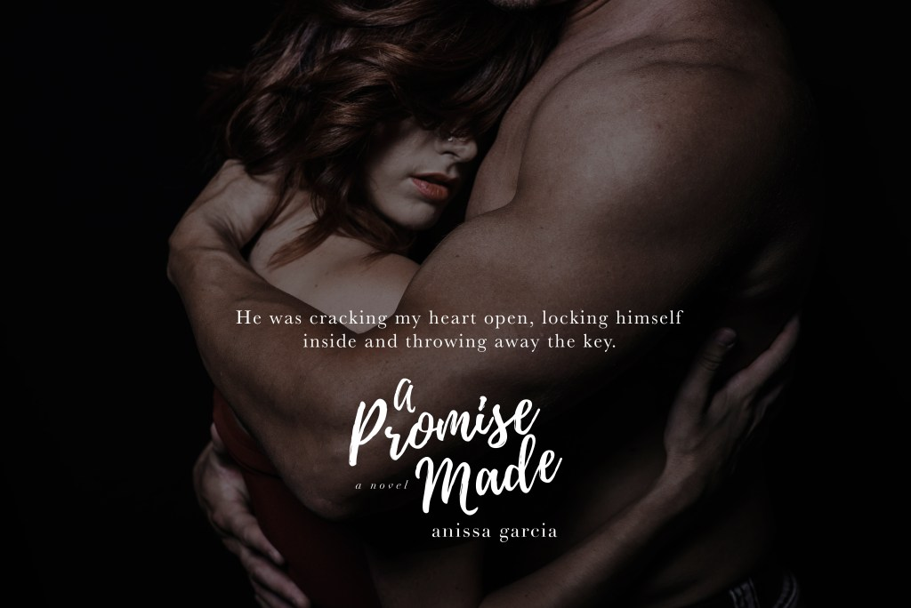 A PROMISE MADE COVER REVEAL