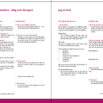 Illustration: Anita Axelsson.  Studera Mest! är ett studiehäfte till boken Mest när det gäller! Studiehäftet följer bokens 14 kapitel och till varje del finns både individuella- och gruppuppgifter.