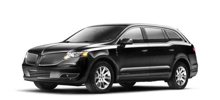 town cars at anj car and limousine service