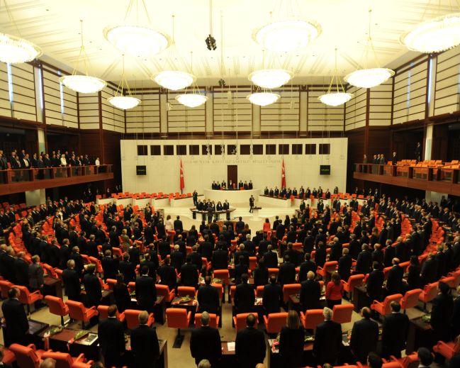 Darbeye karşı Meclis'ten ortak bildiri!