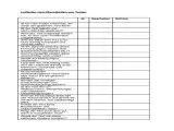 Leitfaden und Checkliste zur Überarbeitung von Texten