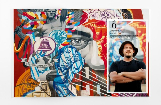 Interview with street artist Tristan Eaton