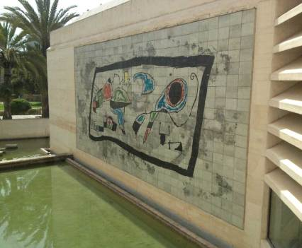 Fundacio_Pilar_y_Joan_Miró_ Palma_Mallorca_Anna_Szermanski_Stiftung_Atelier_Surreallismus_Skulptur_Park_Ausstellung_zeitgenössische_Kunst_14