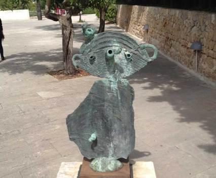 Fundacio_Pilar_y_Joan_Miró_ Palma_Mallorca_Anna_Szermanski_Stiftung_Atelier_Surreallismus_Skulptur_Park_Ausstellung_zeitgenössische_Kunst_3