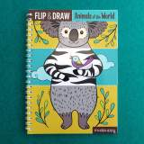 Flip and Draw Cover