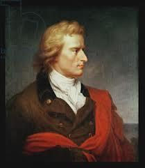 -Johann Friedrick von Schiller-(German Poet, Dramatist, Philosopher and Historian. 1759-1805)