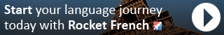 Learn French online using Rocket French