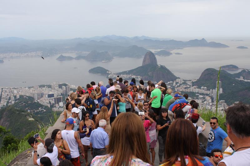 Visiter le Corcovado - Rio de Janeiro