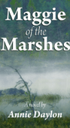 Maggie of the Marshes Cover