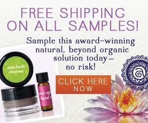natural organic skin care line