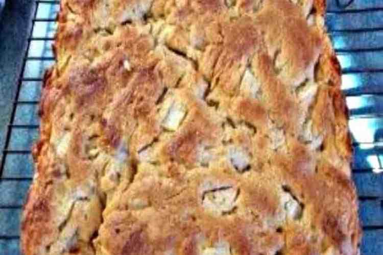 Apple Sour Cream Coffee Cake Recipe