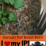 Instant Pot Roast Beef! Learn IP with me!