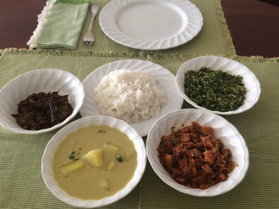 Karawala 01 meal