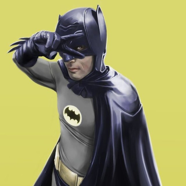 Ciao Adam anonimacinefili batman adamwest west adam rip tv