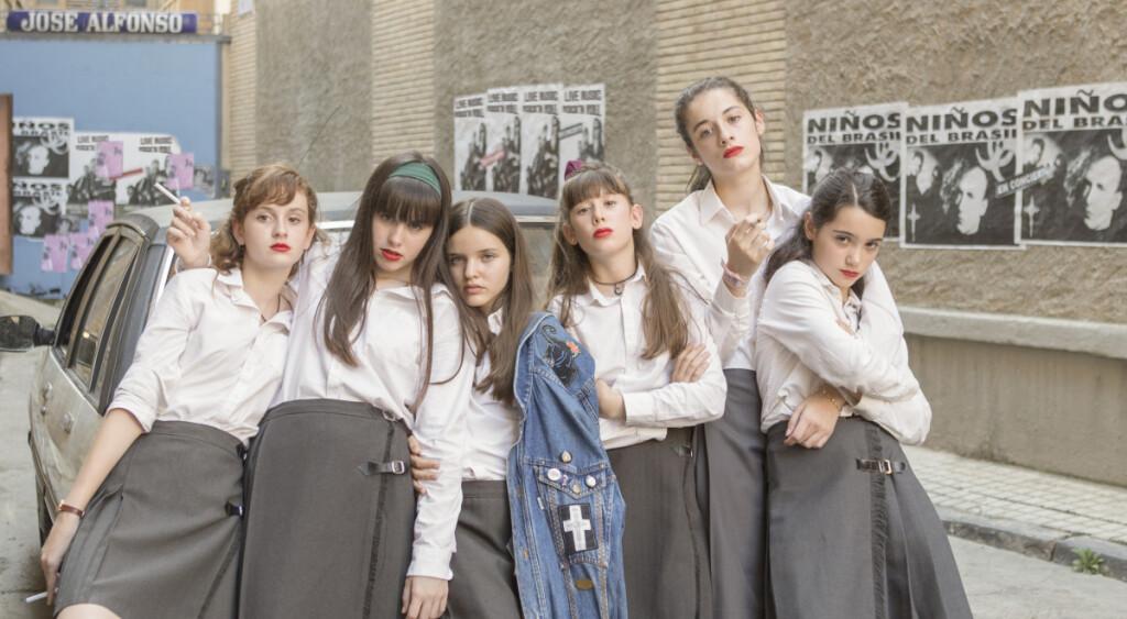 schoolgirls las ninas