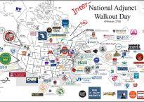 Map of Walkouts