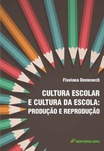 cultura escola e cultura da escola