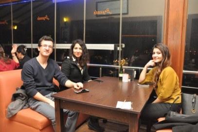 Emra Usta-Pınar Sevinç-Aylin Yorgancılar