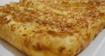 Açık Peynir Böreği