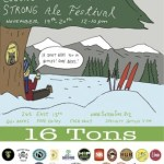 Eugene craft beer: Winter & Strong Ale Festival
