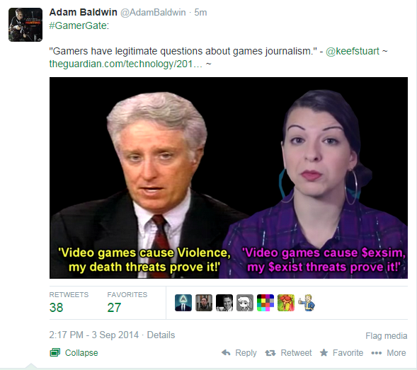 Anita Sarkeesian Is Jack Thompson With Breasts